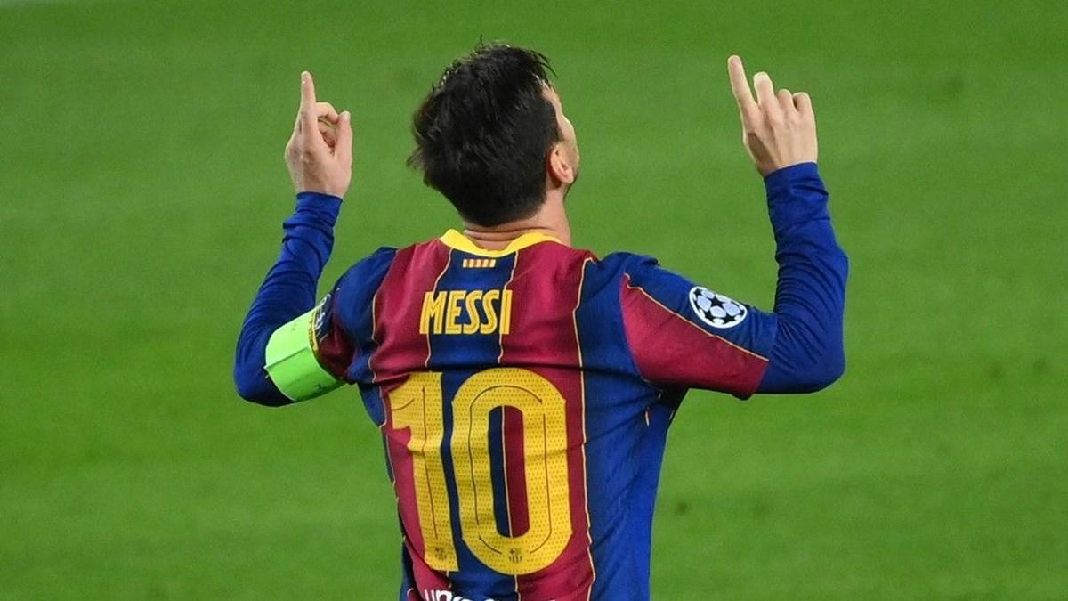 Son Dakika Transfer Haberi: Messi Barcelona'Da Kaldı! 5 Yıllık Sözleşme!