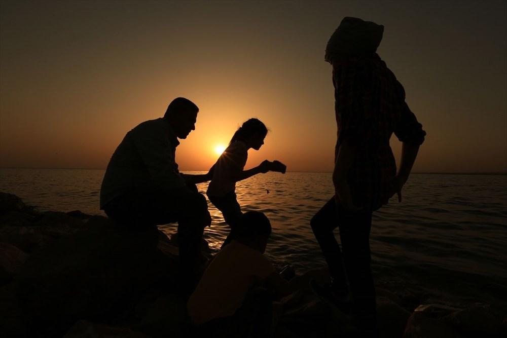 Necef Denizi: Kuraklığın ardından gelen mucize - 42