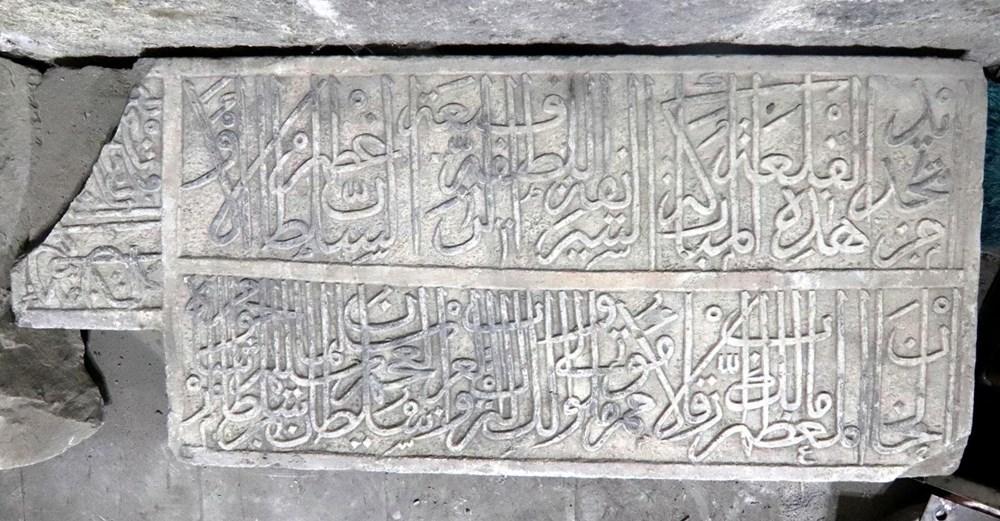 Bitlis Kalesi'nin Kanuni Sultan Süleyman tarafından yenilendiği belirlendi - 4