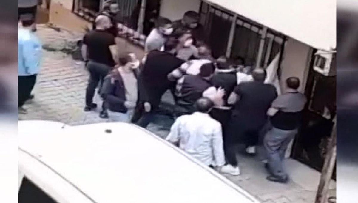 Taciz iddiası mahalleyi sokağa döktü