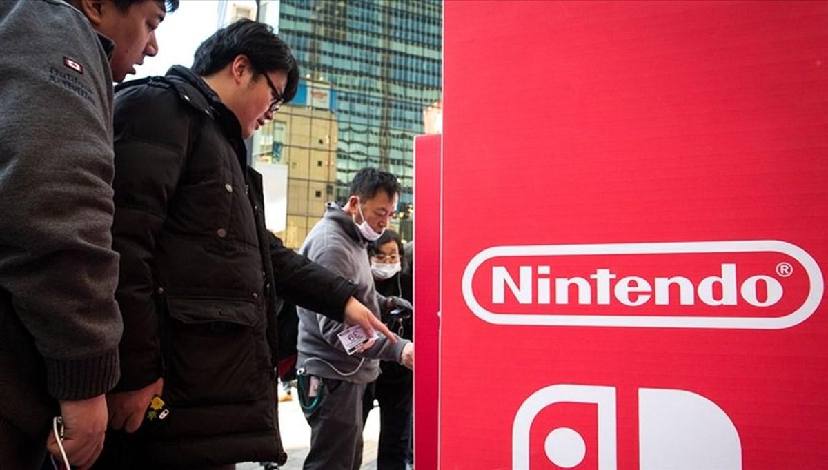 Nintendo'dan 2020'de rekor kar: 4.4 milyar dolar