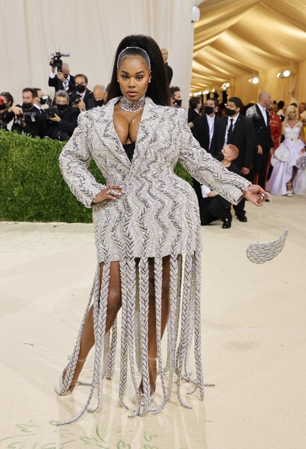 2021 MET Gala'nın en ilginç kıyafetleri - 48