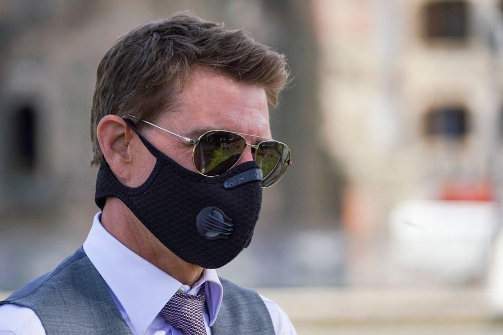 Tom Cruise, Görevimiz Tehlike setinden sızan ses kayıtlarıyla ilgili sessizliğini bozdu - 3