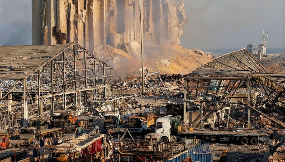 BeyrutValisi: Zararın 10 ila 15 milyar doları aştığını tahmin ediyoruz
