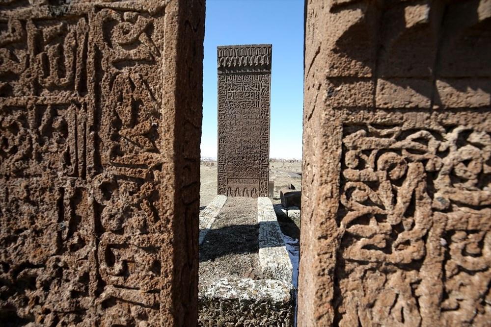 Anadolu'nun Orhun Abideleri: Ahlat Selçuklu Meydan Mezarlığı - 10