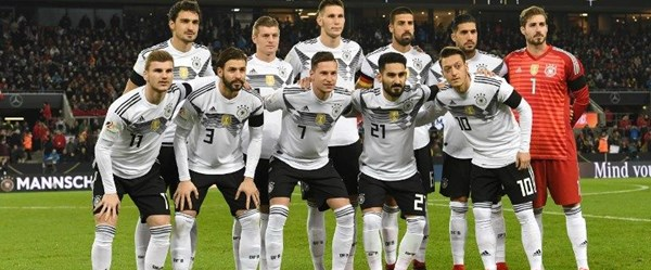 Almanya'nın aday kadrosu açıklandı (Kadroda 3 Türk asıllı oyuncu)