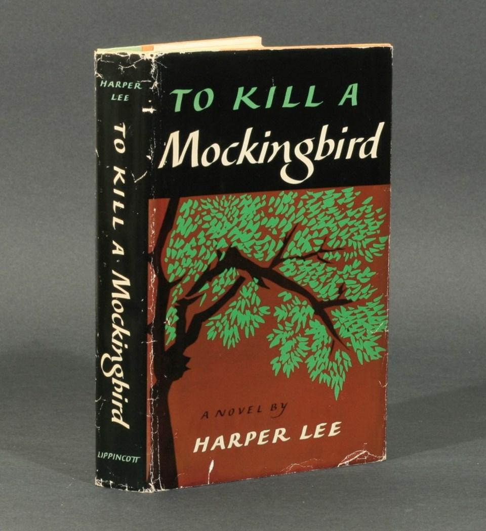"""Harper Lee'nin ilk romanı """"Bülbülü Öldürmek"""" (To Kill A Mockingbird)"""