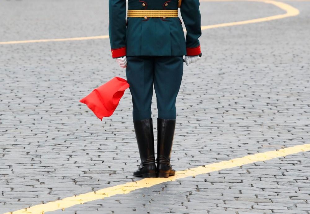 Rusya'da Zafer Günü kutlamaları: Moskova'da askeri geçit töreni - 15