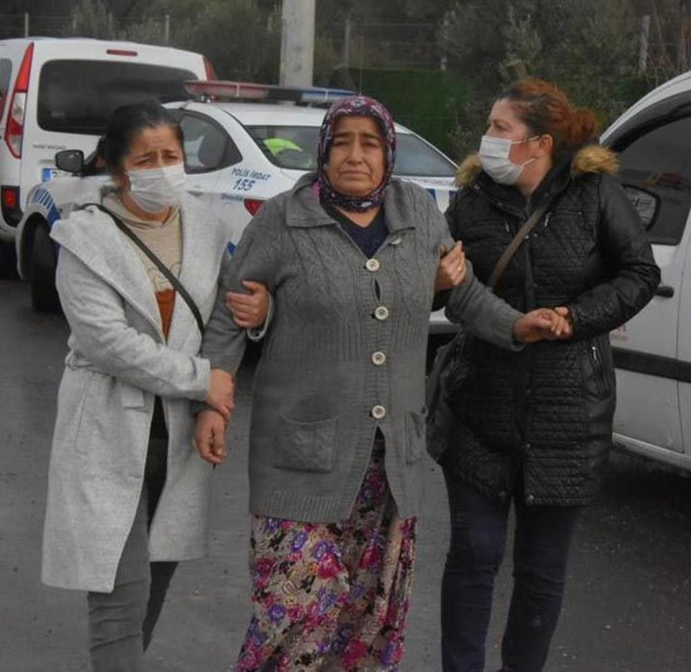 İzmir'de yağışın ardından deniz taştı: 1 kişinin cansız bedenine ulaşıldı - 5