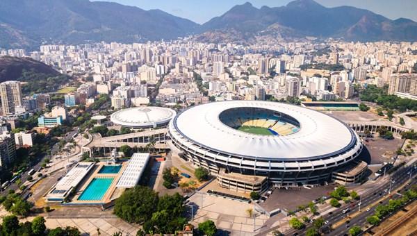 Dünyaca ünlü Maracana Stadı, Covid-19 hastanesine dönüştürülüyor