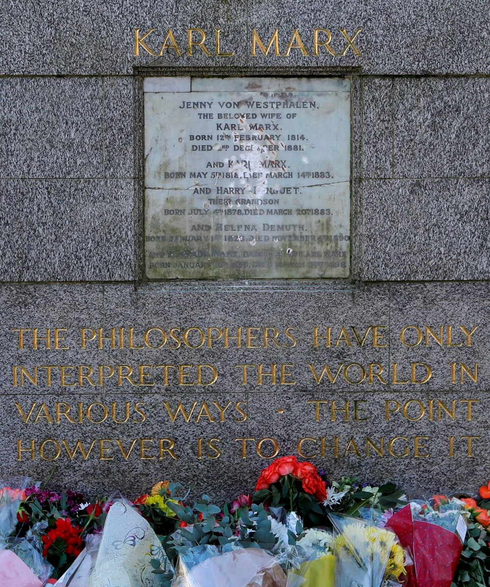 Karl Marx'ın mezarı turizme açılıyor: Anısına saygısızlık tartışması - 9