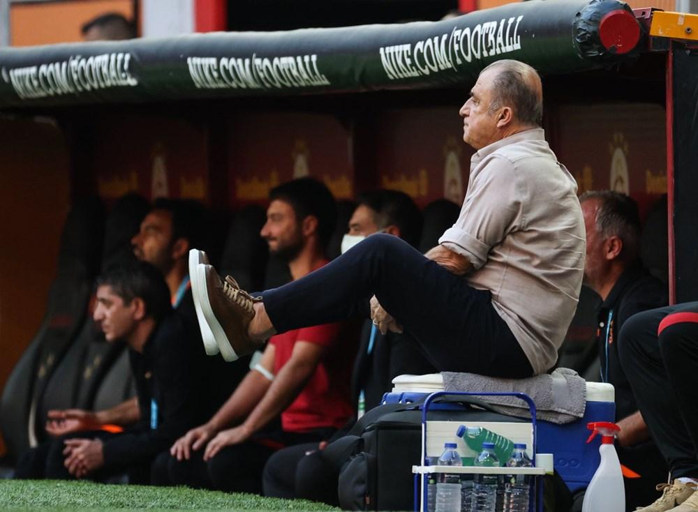 Galatasaray kendi evinde Alanyaspor'a yenildi: Maçtan notlar ve kareler - 6