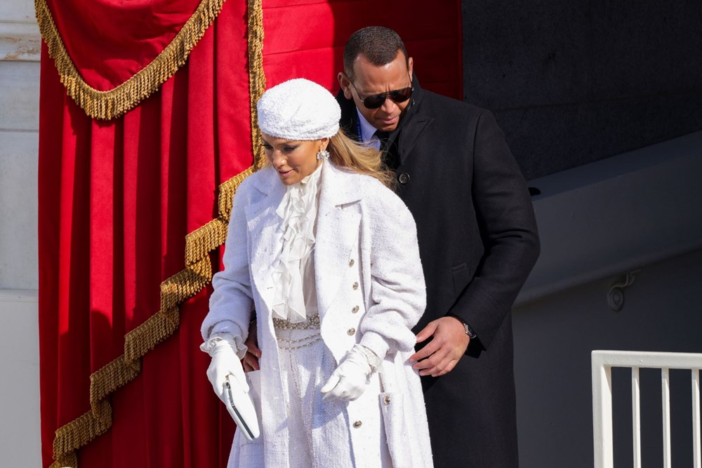Yemin töreninde Jennifer Lopez'den İspanyolca mesaj - 11