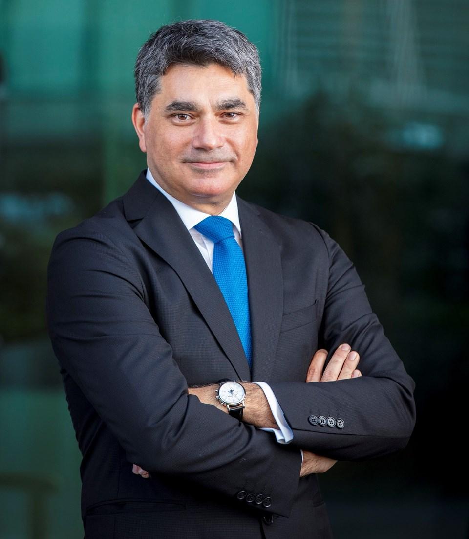 Cargill Gıda Orta Doğu, Türkiye ve Afrika Yönetim Kurulu Başkanı ve CEO'su Murat Tarakçıoğlu