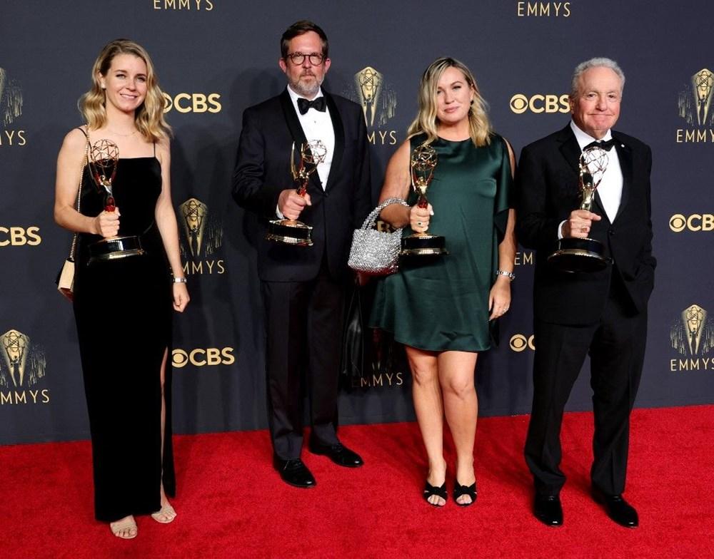 2021 Emmy Ödülleri'nin sahipleri belli oldu (73. Emmy Ödülleri'ni kazananlar) - 34