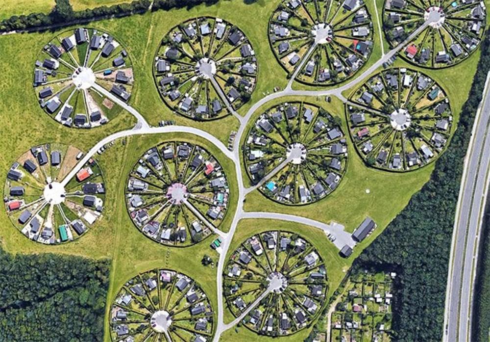 Atatürk tasarladı Danimarka uyguladı: İdeal Cumhuriyet Köyü projesinin uygulandığı Brondby Köyü - 7