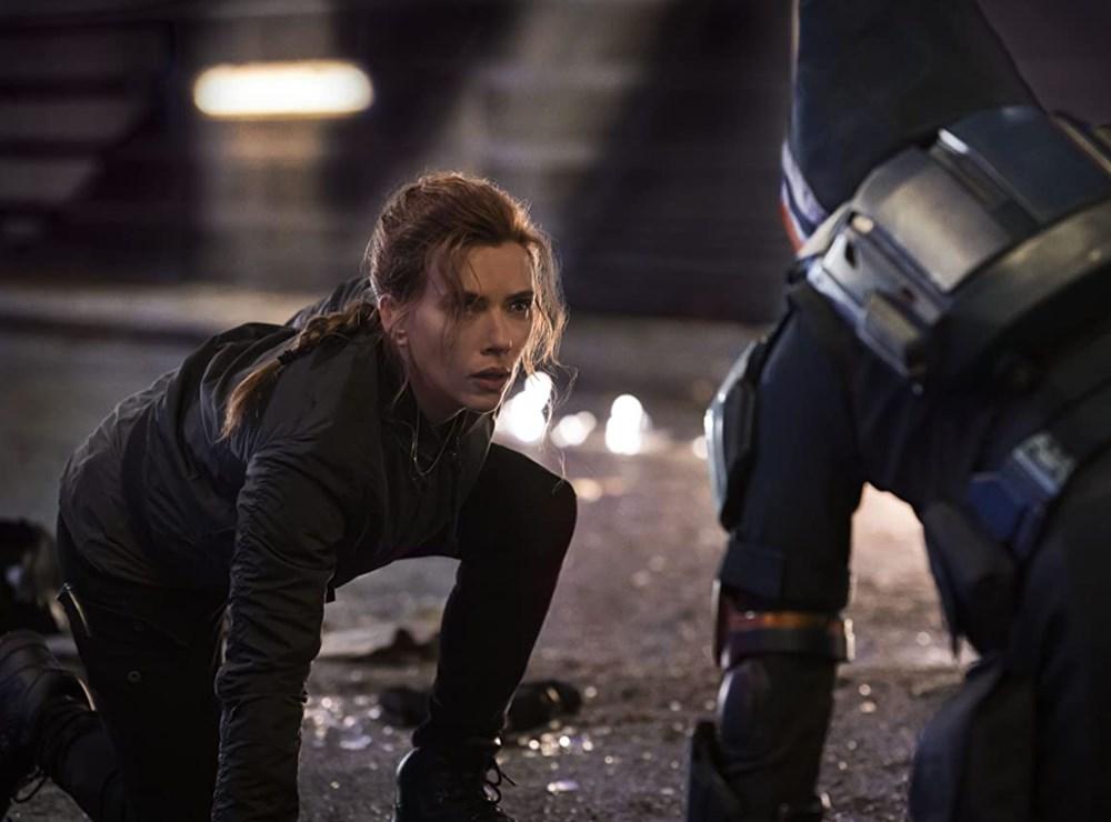 Black Widow (Kara Dul) pandemi rekorunu kırdı - 3