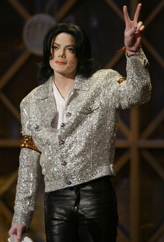 Az bilinen fotoğraflarıyla Michael Jackson - 12