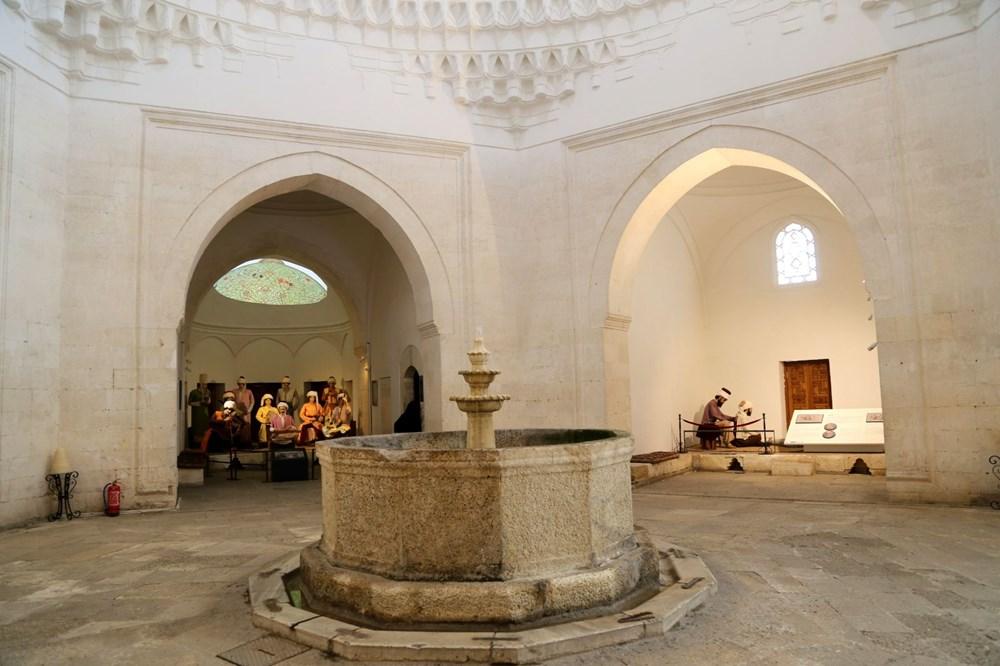 Osmanlı'nın akıl hastanesi müze oldu - 5