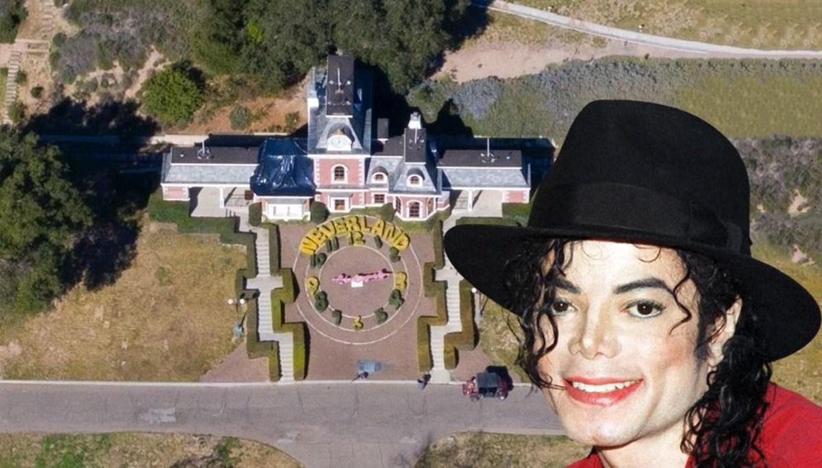 Michael Jackson'ın Neverland çiftliği beşte bir fiyatına satıldı