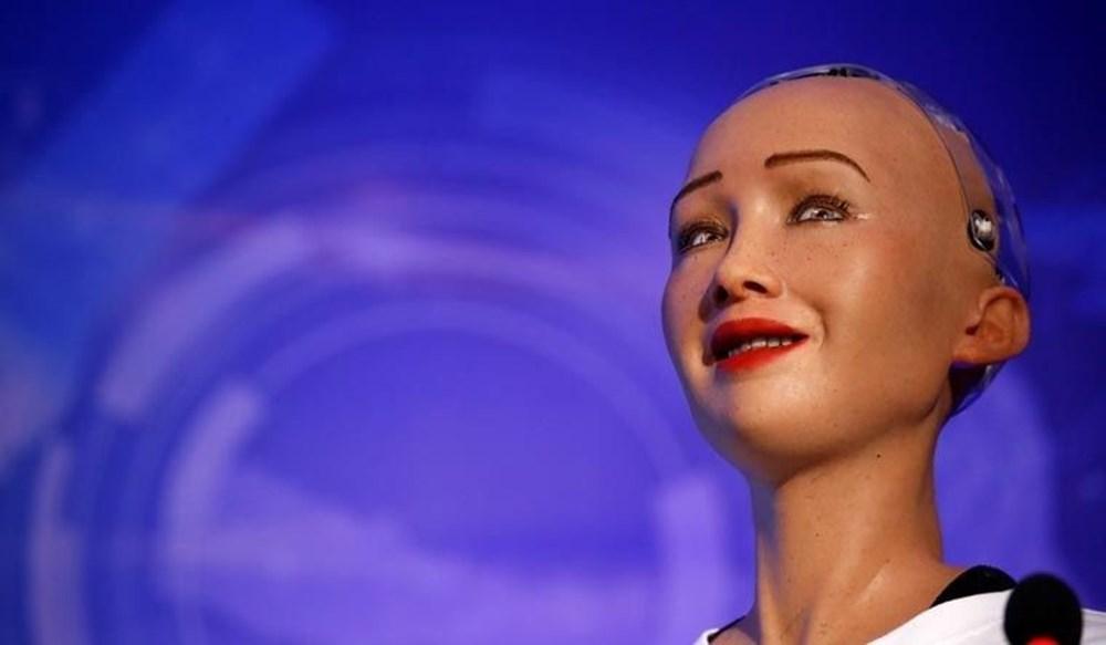 İnsansı robot Sophia anne olmak istiyor - 2