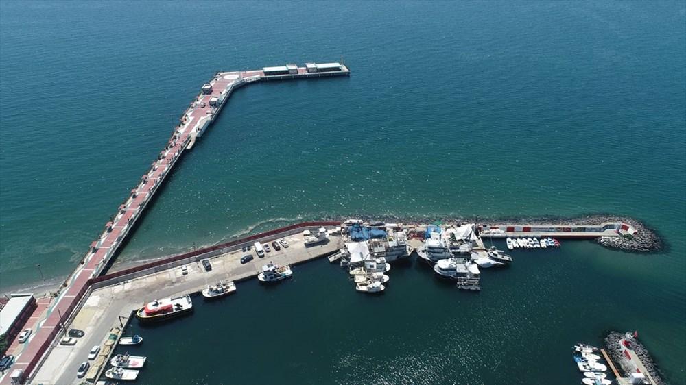 Tekirdağ kıyılarında müsilaj etkisini yitirdi - 7