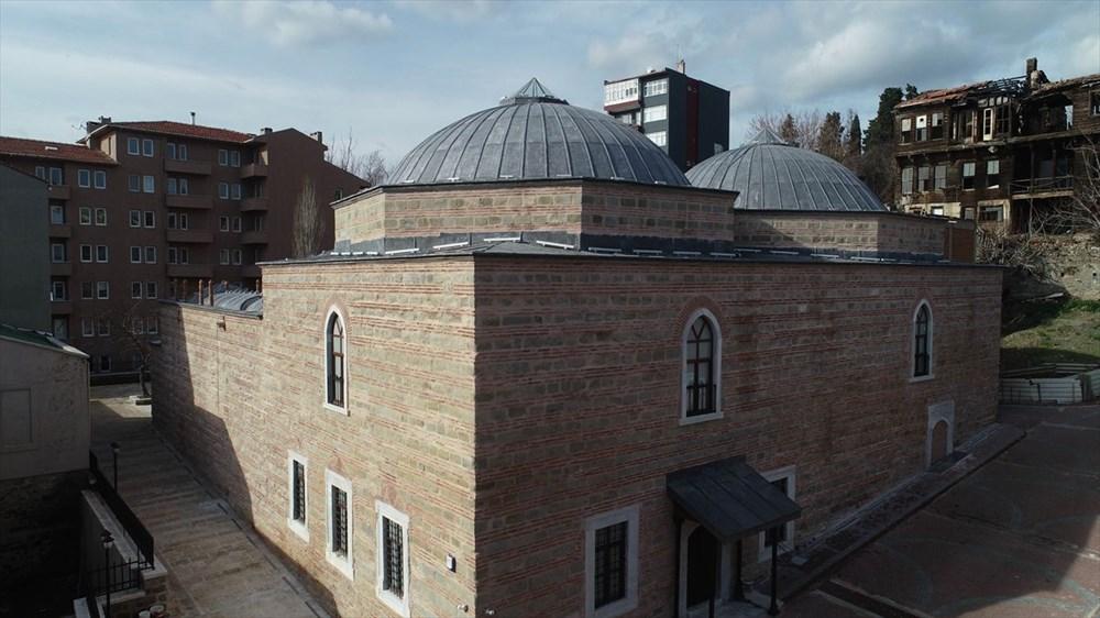 Tekirdağ'da restorasyonu tamamlanan Osmanlı'dan kalma tarihi Yalı Hamamı kapılarını yeniden açacak - 3