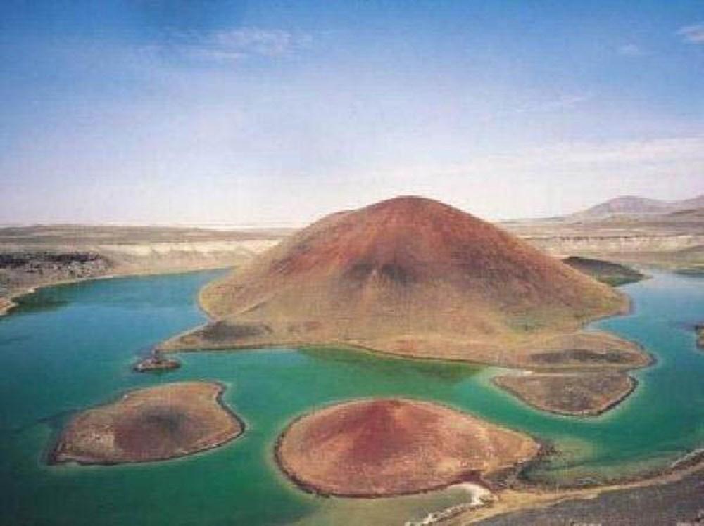 Meke Gölü'nü kurtarma operasyonu: 2,5 milyon metreküp su taşınacak - 5