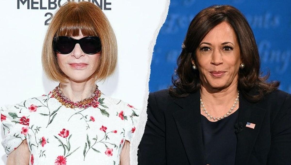Vogue editörü ırkçılık suçlamalarına neden olan Kamala Harris kapağını savundu