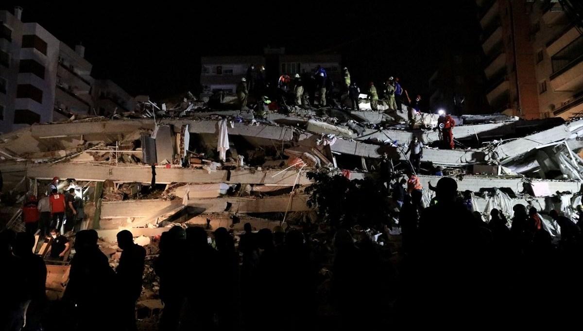 İzmir Seferihisar açıklarında 6,6 büyüklüğünde deprem: 24 can kaybı, 804 yaralı