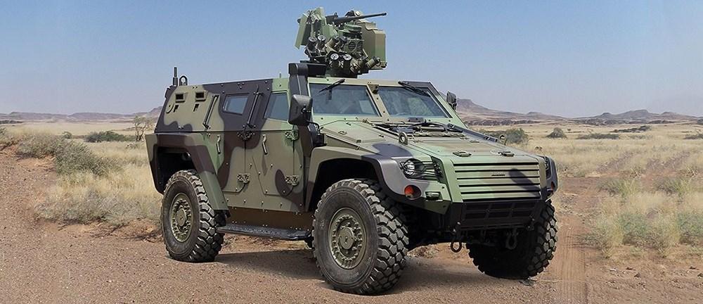 Mayına karşı korumalı Türk zırhlısı: COBRA II MRAP (Türkiye'nin yeni nesil yerli silahları) - 210