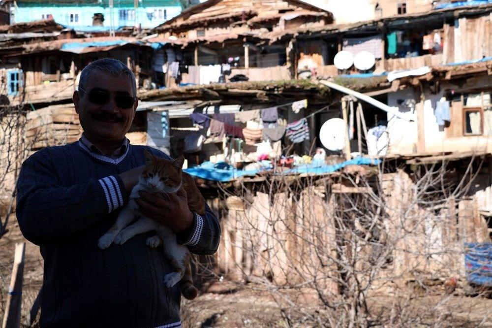 İç içe 35 ev! Burası Nepal değil Manisa - 9