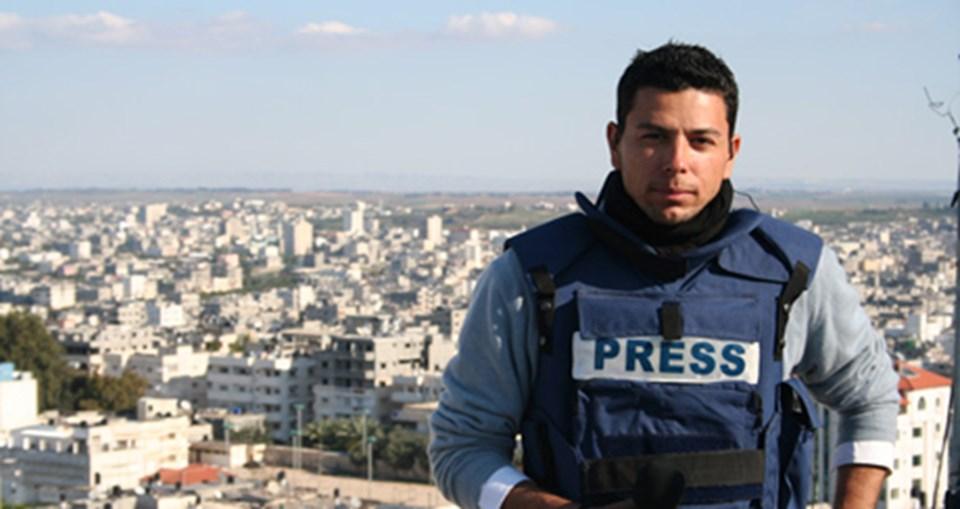 Ayman İsrail saldırıları altındaki Gazze'de
