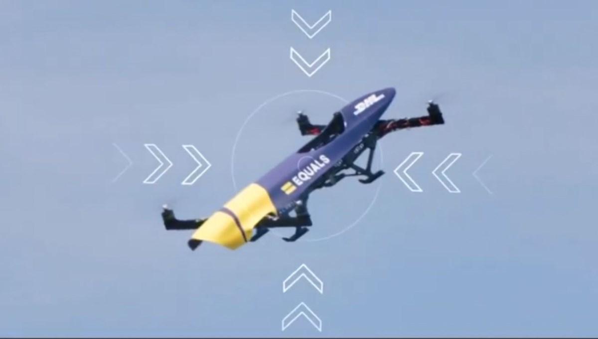 Flying racing car introduced