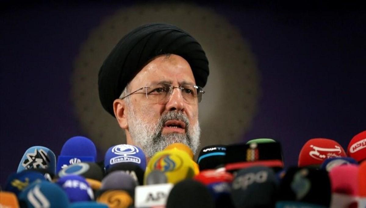SON DAKİKA HABERİ: İran'ın yeni Cumhurbaşkanı İbrahim Reisi