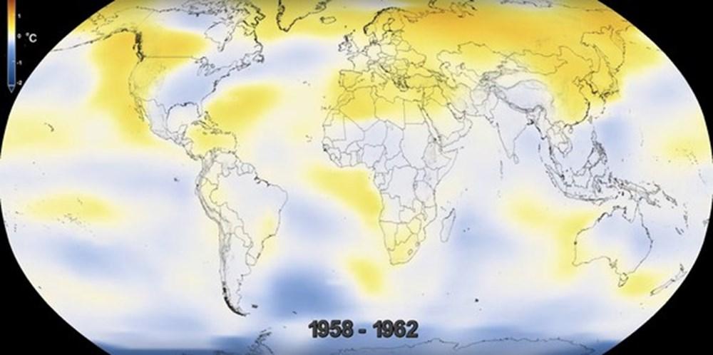 Dünya 'ölümcül' zirveye yaklaşıyor (Bilim insanları tarih verdi) - 88