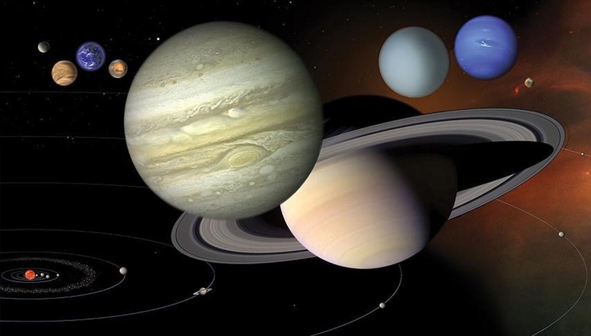 Venüs neden saat yönünde dönüyor? (İlginç bilgiler)