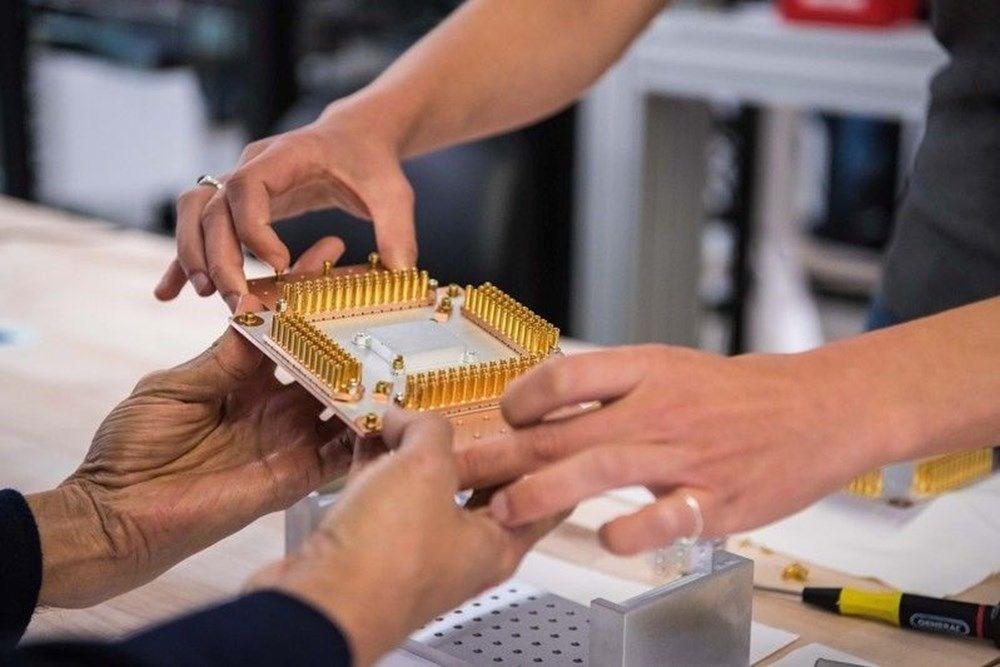 İşte bugüne kadar üretilen en güçlü kuantum bilgisayarı - 5