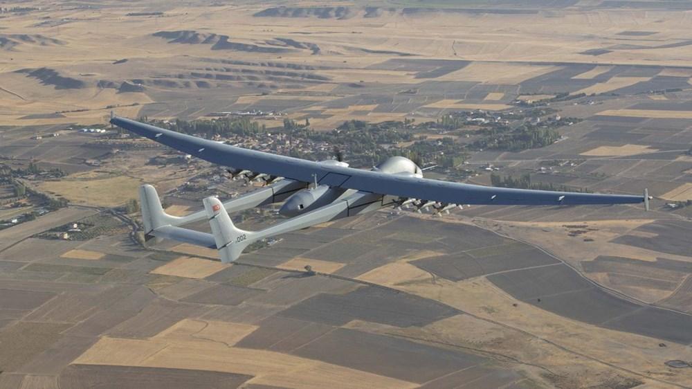 Silahlı drone Songar, askeri kara aracına entegre edildi (Türkiye'nin yeni nesil yerli silahları) - 24