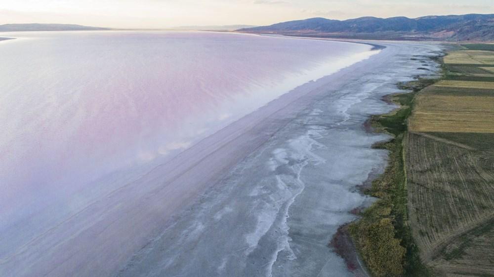 Tuz Gölü küçülüyor - 2