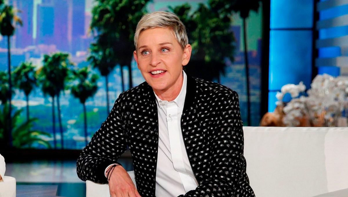 Ellen DeGeneres 19 yılın ardından programını bitiriyor