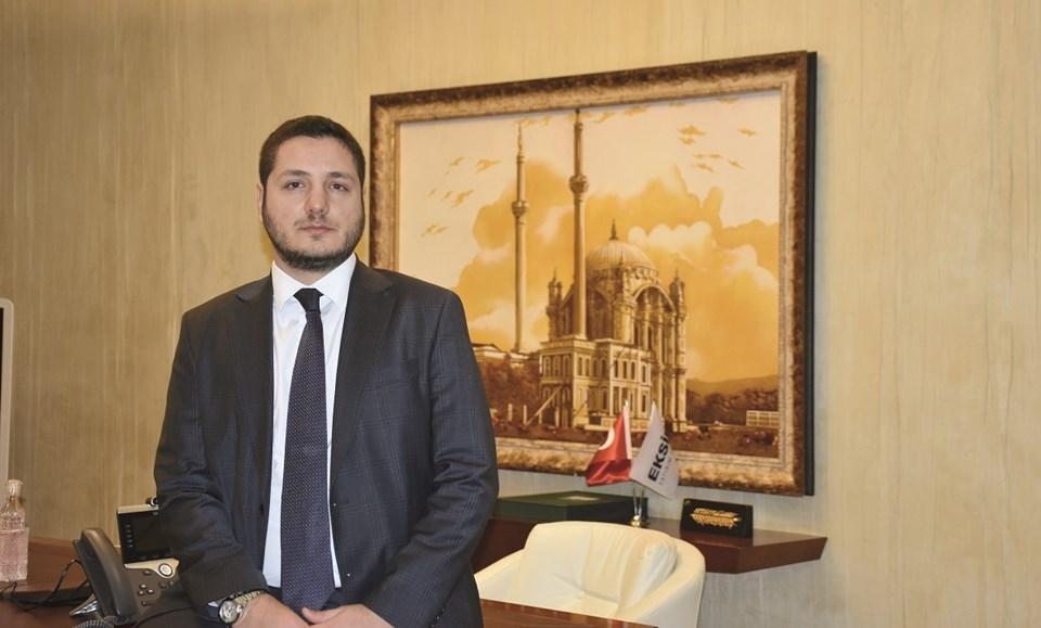 Eksim Holding Yönetim Kurulu Başkanı Ebubekir Tivnikli