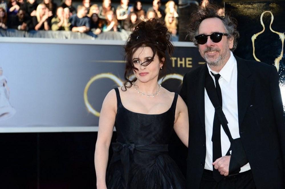 Helena Bonham Carter: Tim Burton evlilik yerine film teklif etti - 5