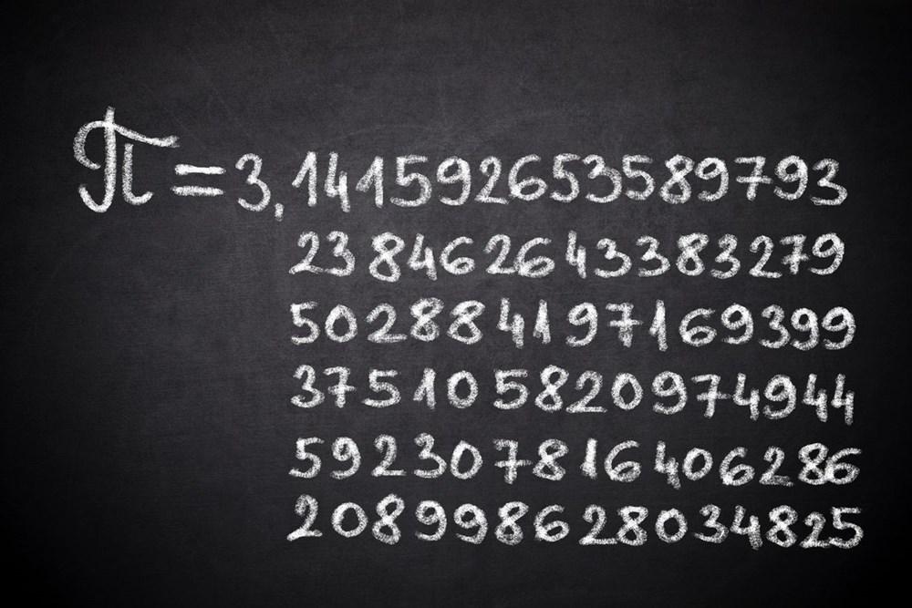 Pi sayısında yeni üstün dereceli: 62.8 trilyon basamak - 11