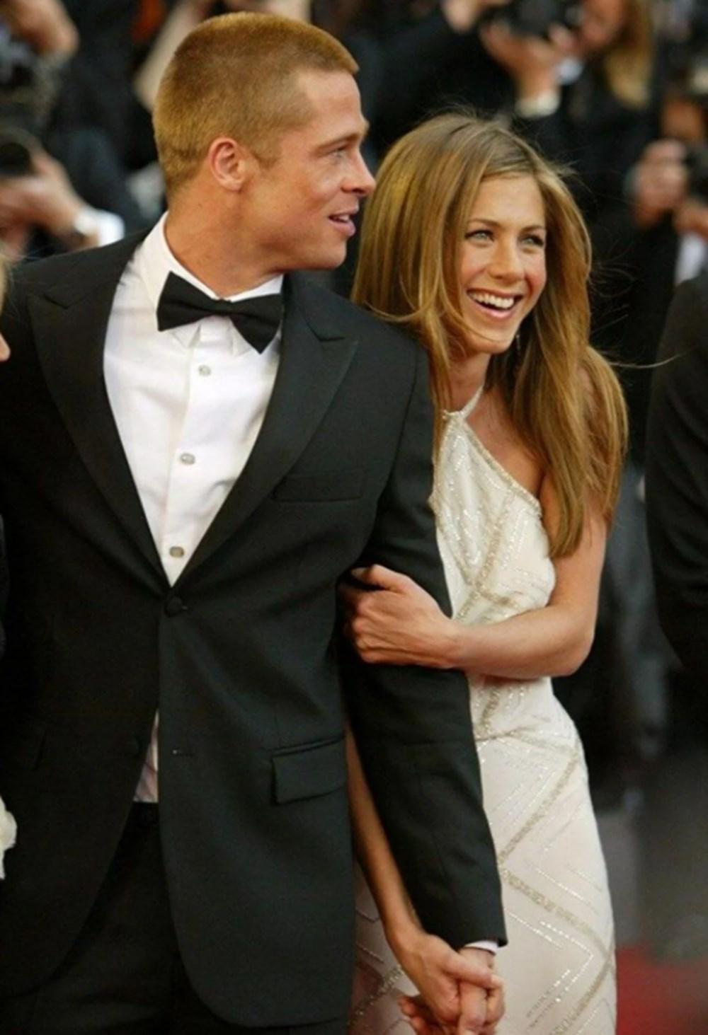 Jennifer Aniston'dan Brad Pitt açıklaması: Biz iki dostuz - 4