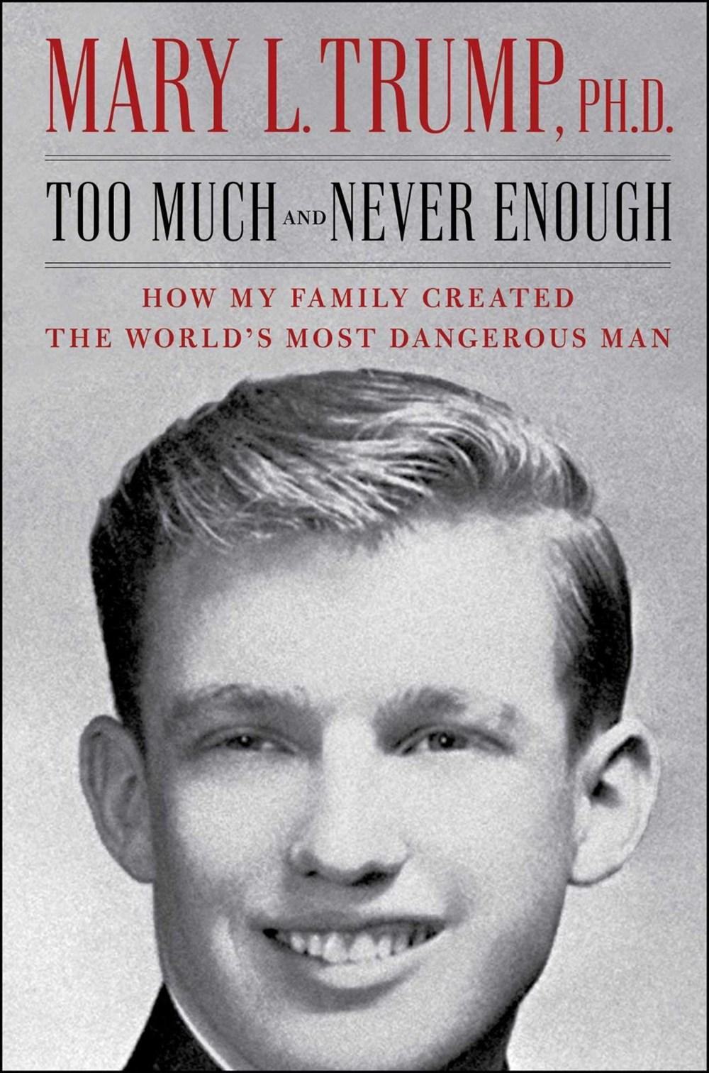 Donald Trump'ı zora sokacak kitaba onay (Too Much and Never Enough) - 6