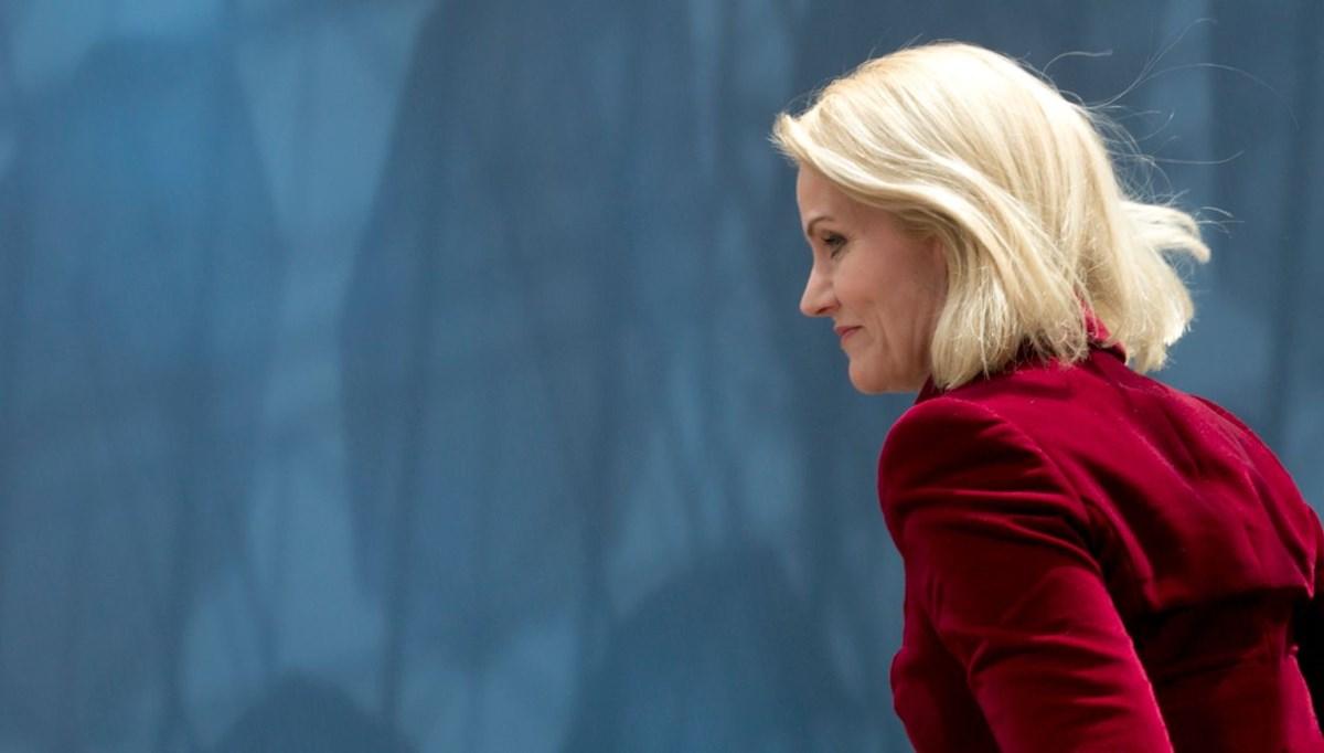 Helle Thorning-Schmidt'ten Fransa eski cumhurbaşkanına taciz suçlaması