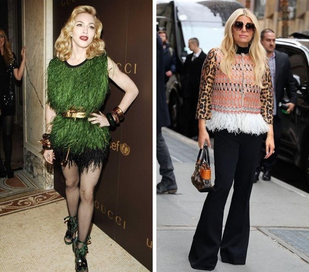 Yeniden moda olan 90'lar trendleri - 13