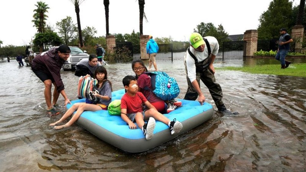 Küresel ısınma fırtınaların şiddetini iki kat artırdı:  Harvey Kasırgası'na benzer felaketlere karşı uyarı - 8