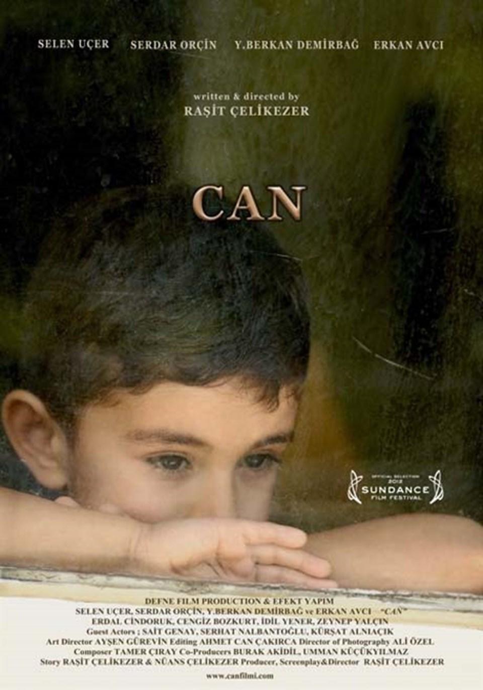 Filmin Sundance için hazırlanan afişi.